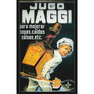 Jugo Maggi-(20x30cm)
