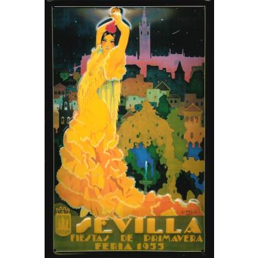 Sevilla 1933-(20 x 30cm)