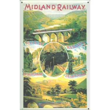 Midland Railway -(20 x 30cm)