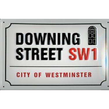 Downing Street-(20 x 30cm)