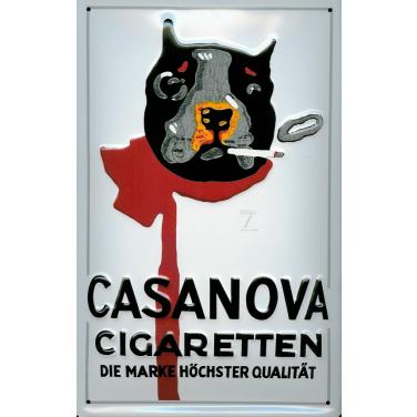 Casanova Cigaretten -(20 x 30cm)