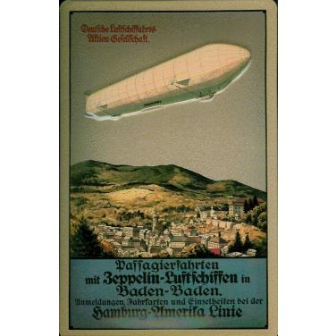 Zeppelin-(20 x 30cm)