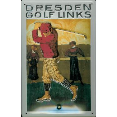 Dresden Golf Links-(20 x 30cm)