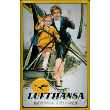 Lufthansa German Airlines -(20 x 30cm)