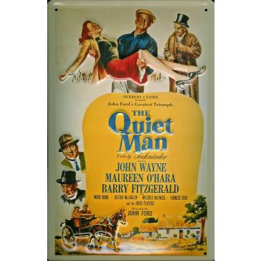 The Quiet Man-(20 x 30cm)