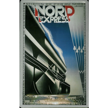Nord Express-(20 x30cm)