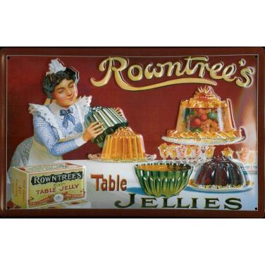 Rowntree's Table Jellies -(20 x 30cm)