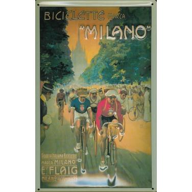 Biclette Milano -(20 x 30cm)