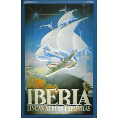Iberia Lineas-(20 x 30cm)