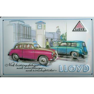 LLoyd -(30 x 20cm)