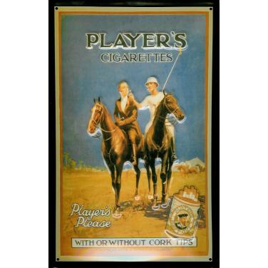 Player's Please-(20 x 30cm)