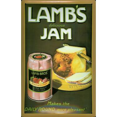 Lamb's  -(20 x 30cm)
