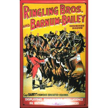 Ringling Bros and Barnum&Bailey -(20 x 30cm)