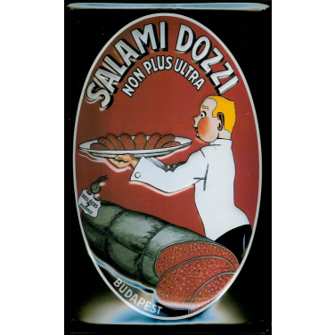Salami Dozzi -(20 x 30cm)