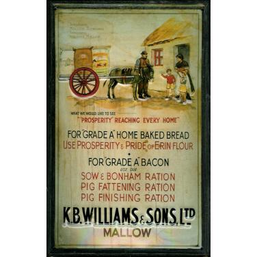 K.B. Williams & Sons  -(20 x 30cm)