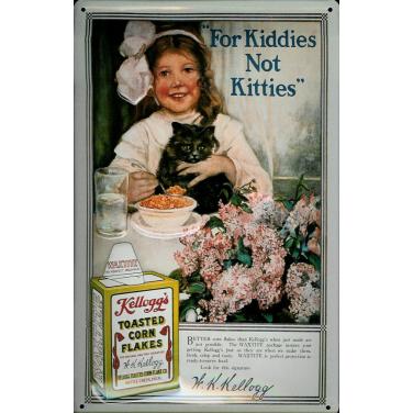 Kellogg's  for kiddies-(20 x 30cm)