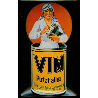 Vin Putz alles -(20 x 30cm)