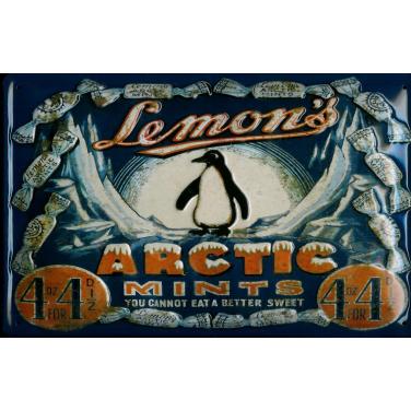 Lemon's artic Mints you cannot eat a better sweat