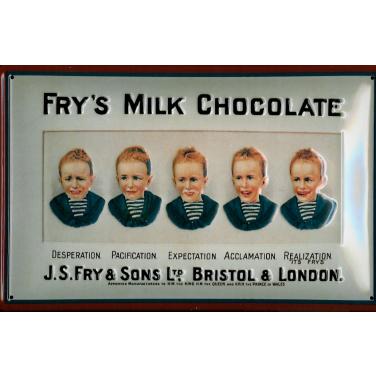 J.S.Fry & Sons-(30 x 20cm)