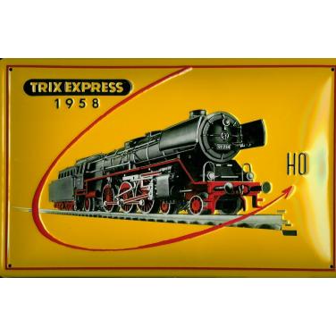 Trix Express 1958 -(30 x 20cm)