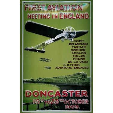 First Aviation  -(20 x 30cm)