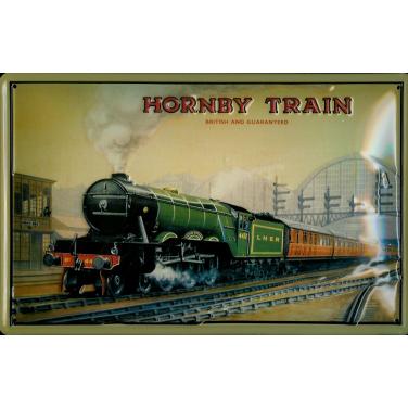 Hornby Train British -(30 x 20cm)