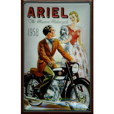 Ariel 1958 -(20 x 30cm)