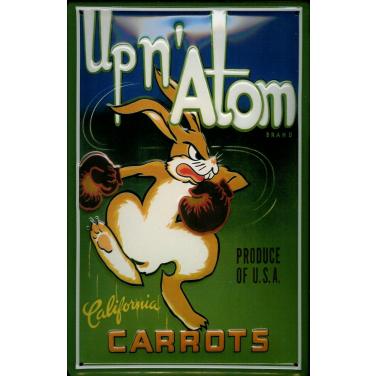 Up n' Atom  -(20 x 30cm)