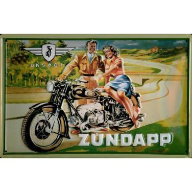 Zündapp OKS 601-(20 x 30cm)