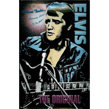 Elvis The Original -(20 x 30cm)
