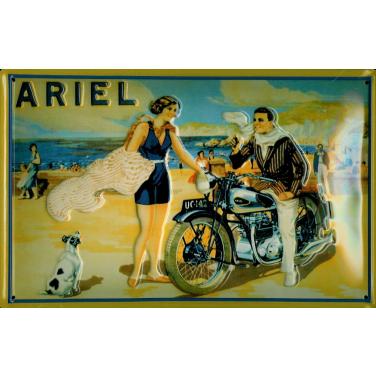 Ariel -Strand-(30 x 20cm)
