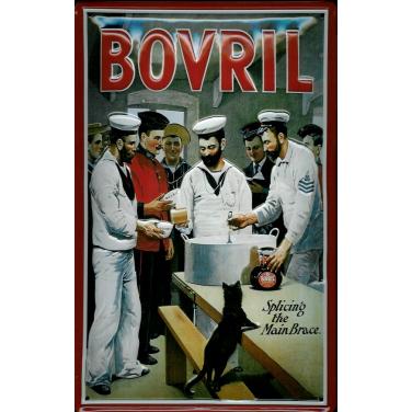 Bovril Sailor-(20 x 30cm)