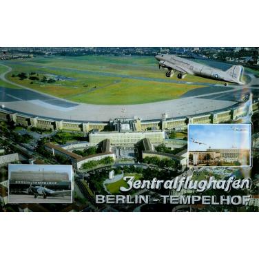 Berlin Tempelhof -(30 x 20cm)
