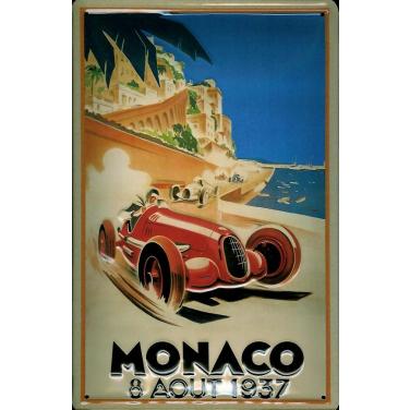 Monaco 1937-(20 x 30cm)