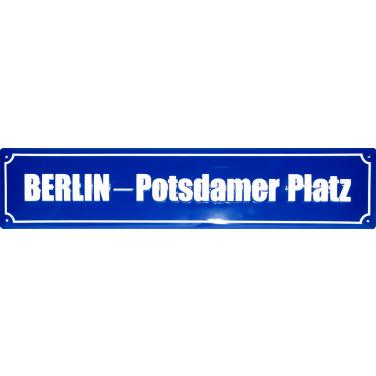 Berlin-Postdamer Platz-(10 x 44cm)