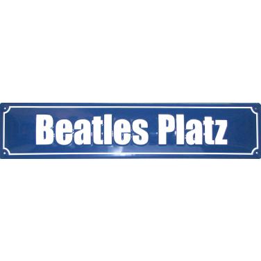 Beatles Platz-(10 x 44cm)