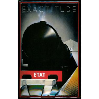Exactitude Etat -(20 x 30cm)