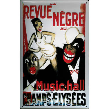 La Revue-(20 x 30cm)