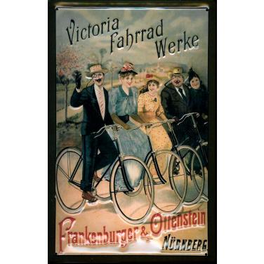 Victoria Fahrrad   -(20 x 30cm)