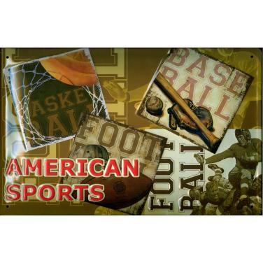 American Sports-(20x30cm)