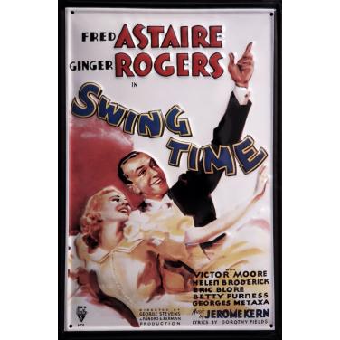Swing Time-(20x30cm)