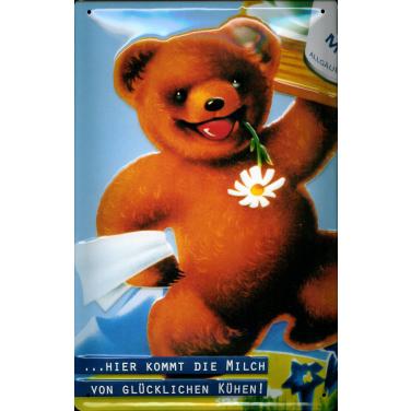 Milch Bär  -(20 x 30cm)
