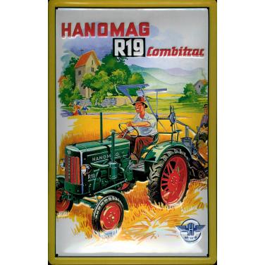 Hanomag R19 combitrac -(20 x 30cm)