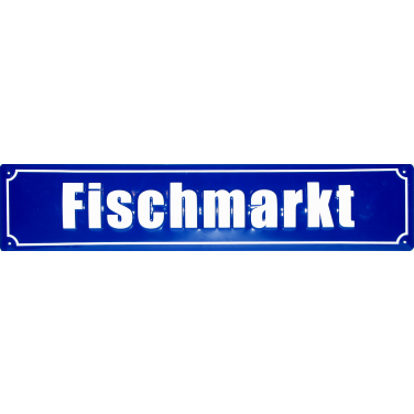 Fischmarkt-(10 x 44cm)