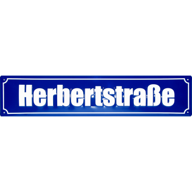 Herbertstraße-(10 x 44cm)