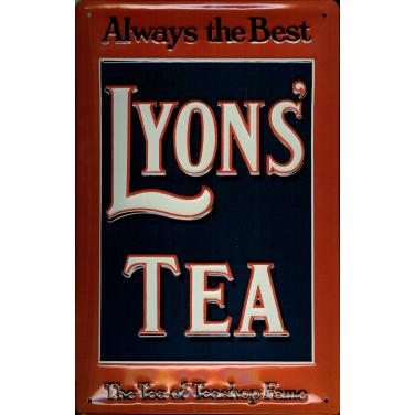 Lyons' Tea -(20x30cm)