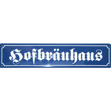 Hofbräuhaus-(10 x 44cm)