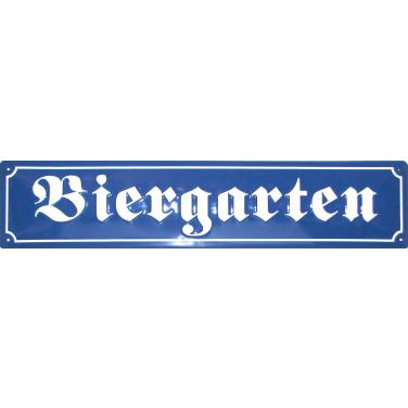 Biergarten-(10 x 44cm)