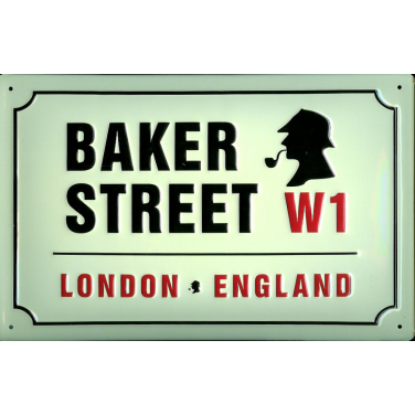 Baker Street-(30x20cm)