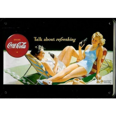 Coca-Cola Talk about-(10x15cm)